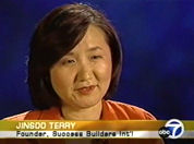 "Jinsoo Terry on ABC TV: ""Salutes to Asian Pacific"""